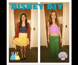 ariel, costumes, and disney image