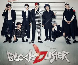 block b, zico, and jaehyo image