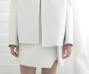 white, fashion, and minimalism image