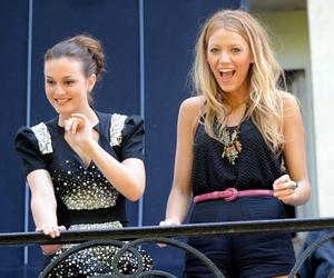 gossip girl, blake lively, and girl image
