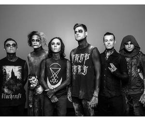 neil westfall and motionless in white image