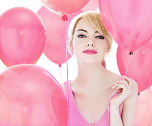andrew, balloons, and dress image