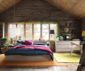beautiful, bedroom, and cute image