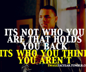 are, chris brown, and quote image