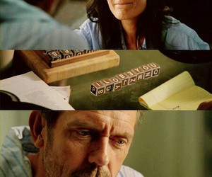 dr.House, hugh laurie, and house image