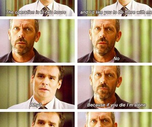 dr.House, house, and wilson image