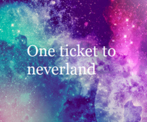 neverland and galaxy image