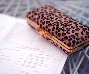clutch and leopard image