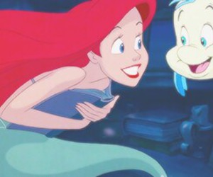 ariel, part of your world, and disney image