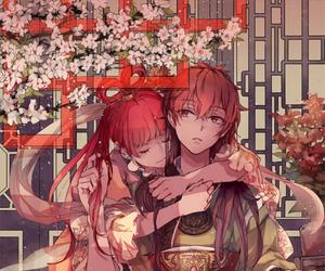 anime, magi, and manga image
