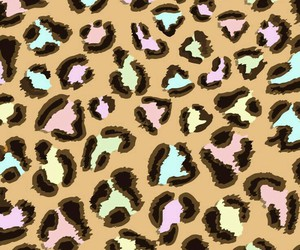 leopard and wallpaper image
