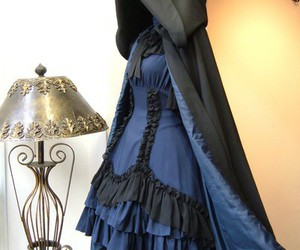 dress, outfit, and fantasy image