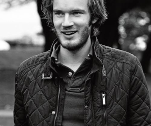 handsome, swag, and pewdiepie image