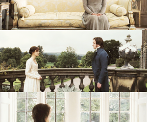 pride and prejudice, love, and movie image
