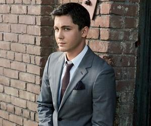 logan lerman, actor, and handsome image