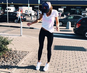 girl, style, and legs image