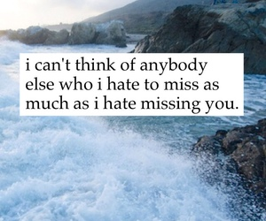 i miss you and love image