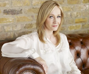 author, english, and jk rowling image