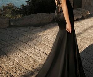 fashion, dress, and woman image