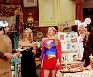 chandler bing, David Schwimmer, and Lisa Kudrow image