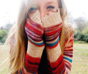 sweater, tumblr, and tumblr girl image