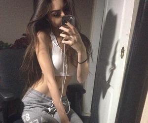 girl and sweatpants image