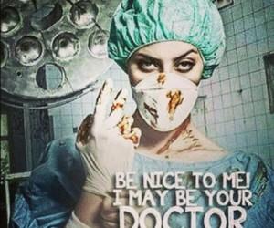 doctor, medicine, and nice image
