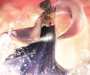 yuna and final fantasy x image