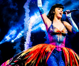 katy perry and firework image