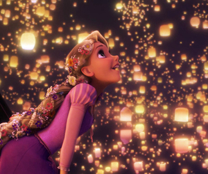 tangled and sparkle in so cal contest image