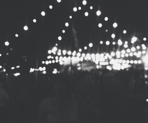 hipster and lights image