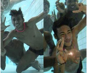 brazil, pool, and training image