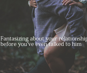 alone, couple, and Relationship image