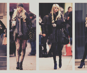 fashion, Taylor Momsen, and gossip girl image