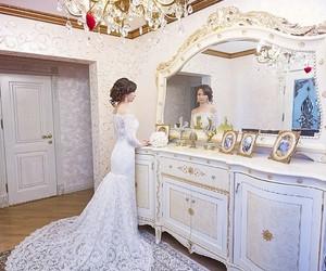 luxury, wedding, and wedding dress image