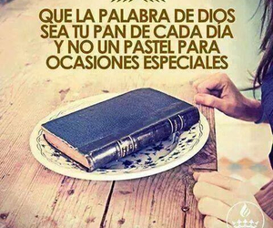dios and biblia image