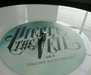 pierce the veil, vinyl, and ptv image
