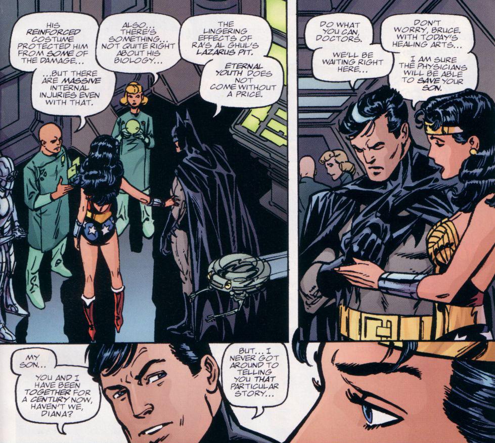 Batman dating online dating goed profiel Headline