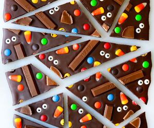 choco, colorful, and food image