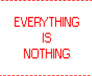 everything, sad, and text image