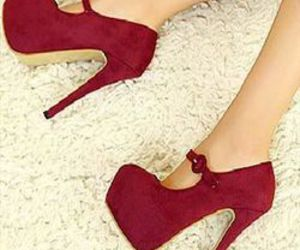 pumps, shoes, and high heel pumps image