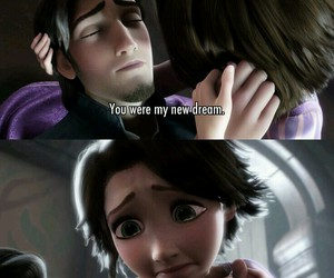 tangled and movie image