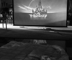 disney, movie, and bed image