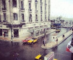 alex, rain, and egypt image