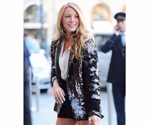 blake lively, model, and style image