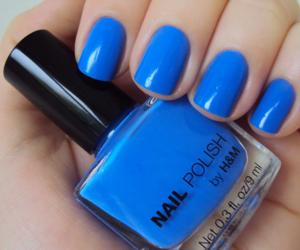 art, nail polish, and nails image