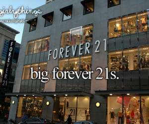 clothes, forever 21, and shopping image