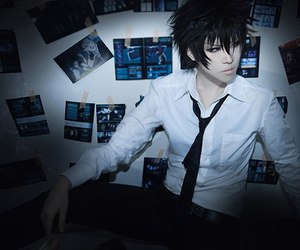 anime, psycho-pass, and cosplay image