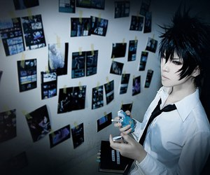 anime, cosplay, and psycho-pass image