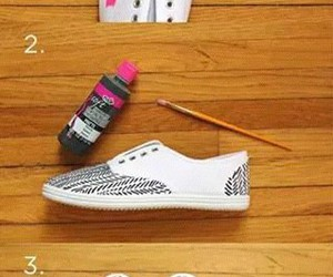 diy, shoes, and ideas image